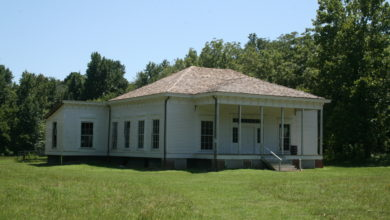 Photo of Renovated Brunson House to be Showcased at Chamber Coffee