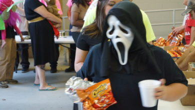 Photo of Time for the Annual HPD/HCSO Halloween Party