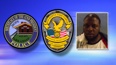 Photo of One Arrested in Task Force Drug Raid
