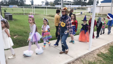 Photo of Spring Hill Halloween Parade and Pumpkin Contest