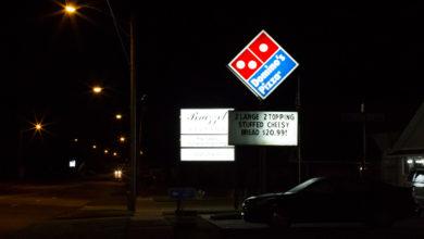 Photo of Dominos Driver Robbed at Gunpoint