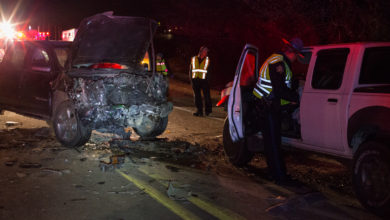 Photo of One Killed, Three Injured in Early Morning Crash