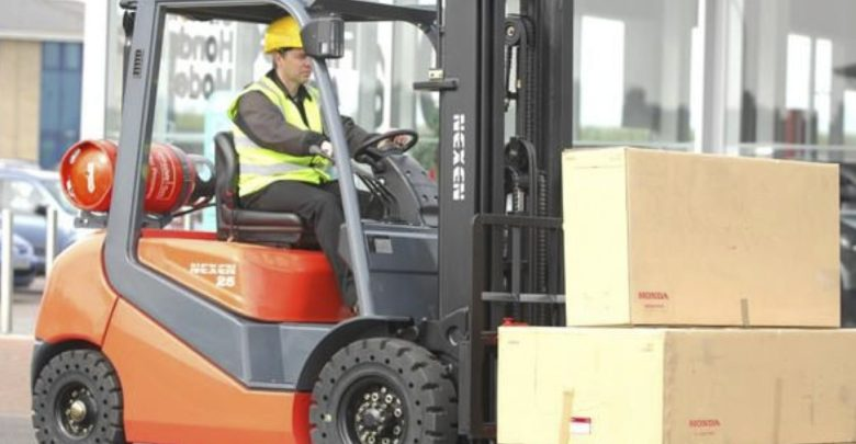 Forklift Training Class Offered At Ua Hope Swark Today