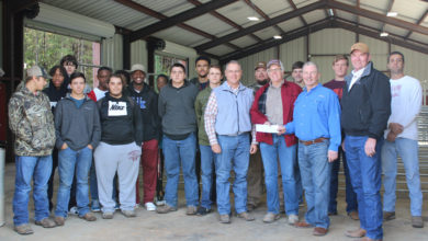Photo of Farm Credit Donates $3000 to PHS OYEA Program